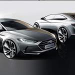 Hyundai divulga as primeiras imagens do novo Elantra