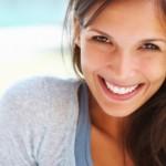Sorrir é um bom começo para mudar o mundo