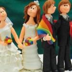 Quase metade dos brasileiros ainda reprova o casamento gay